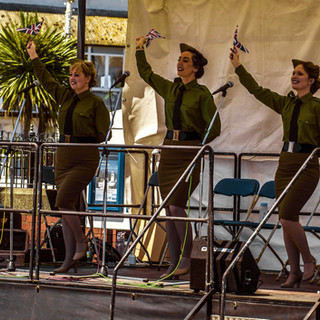 Entertainment at BR Armed Forces Day 2019