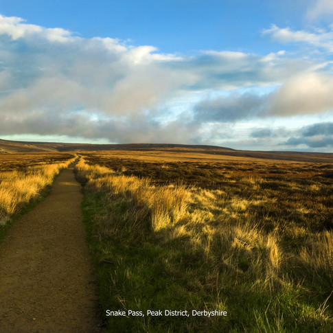 Snake Pass south view