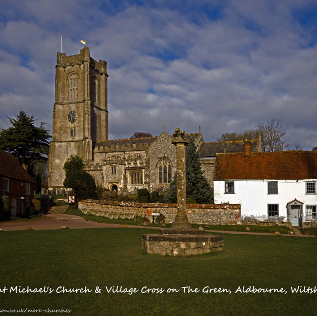 St. Michael's Church & Village Cross