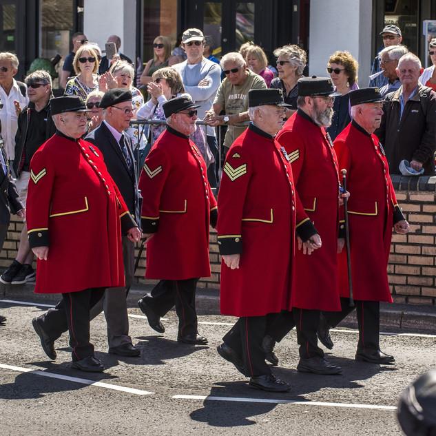 Bognor Regis' Armed Forces Day 2019