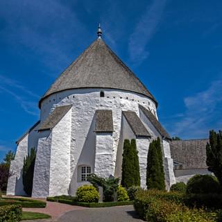 Nylars Church, Bornholm