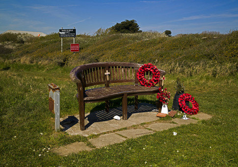 19 Seat memorial, Iraq serviceman.jpg