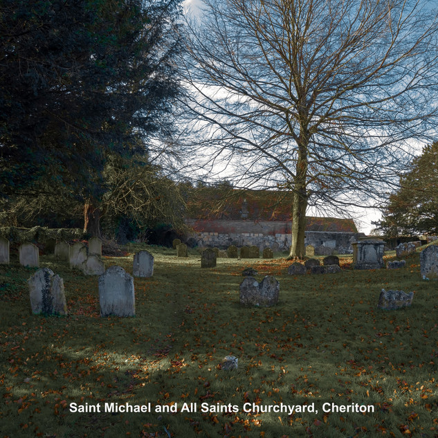wt St Michael & All Saints Churchyard.jp