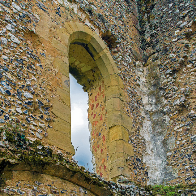Boxgrove Priory window