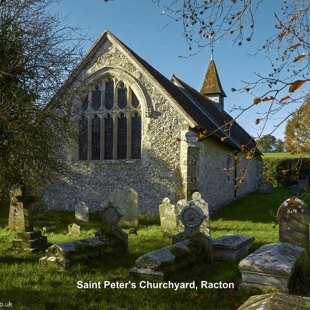 wtc St. Peter's Churchyard, Racton.jpg