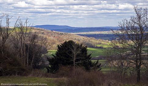 Bignor Hill view 3 150421