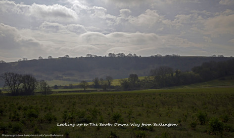 SDW above Sullington