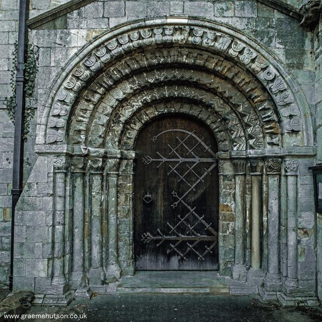 Saint Helen's doorway, Stillingfleet