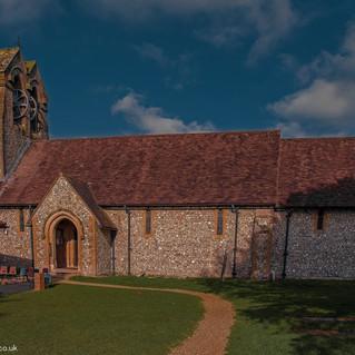Saint James' Church, Clanfield