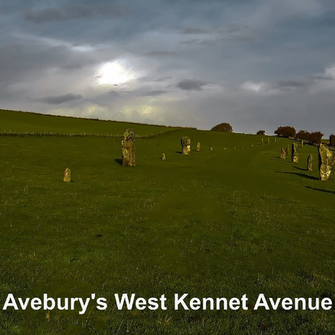 Avebury's West Kennet Avenue