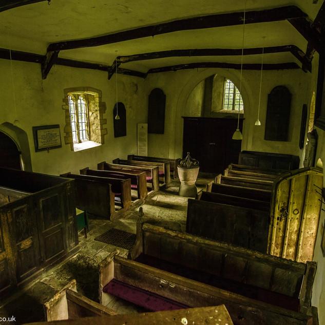 Holy Saviour interior 2