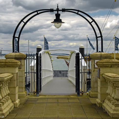 Trinity Landing Stage, Cowes