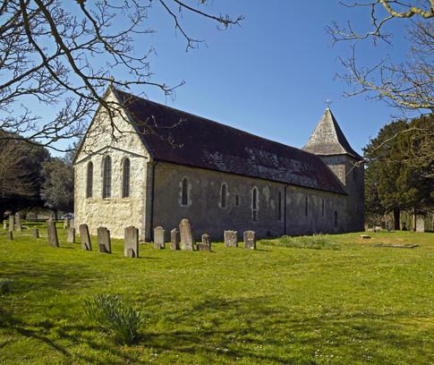 8 Saint Nicholas' Church, Thorney Island