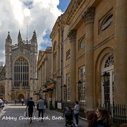 Abbey Churchyard, Bath