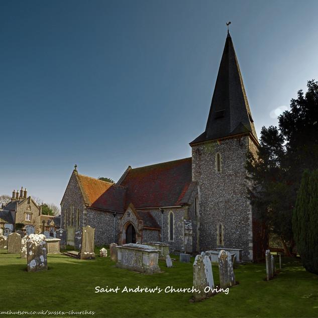 Saint Andrew's Church, Oving
