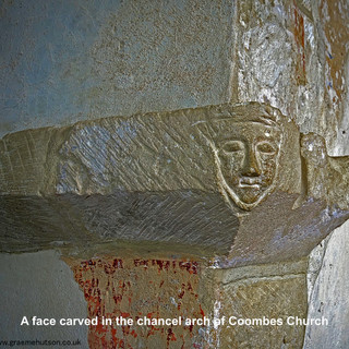 Coombes face carving