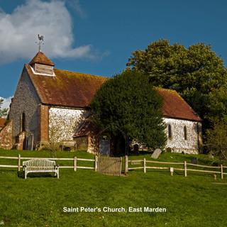Saint Peter's, East Marden