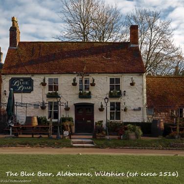 Blue Boar Pub, Aldbourne