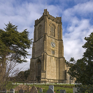 The Tower, St. Michael's, Aldbourne