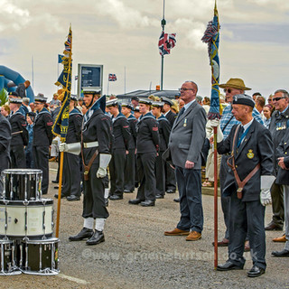The Drumhead Service