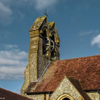 St. James' Belfry, Clanfield