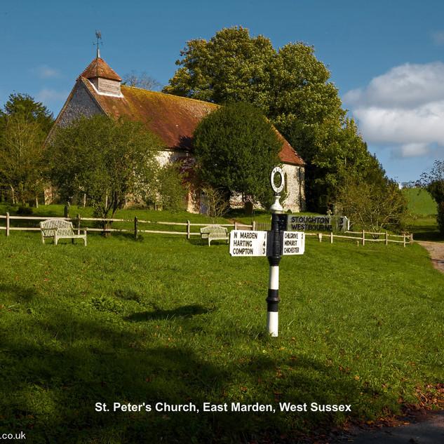 St Peter's Church, East Marden