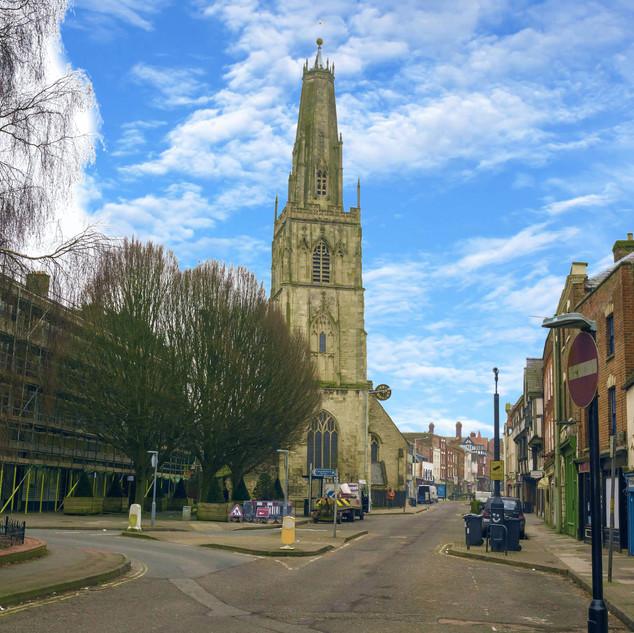 St Nicholas' Church, Gloucester