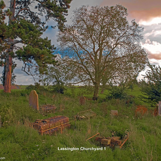 Lassington Churchyard 1
