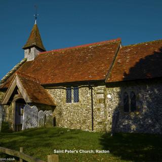 St. Peter's Church, Racton