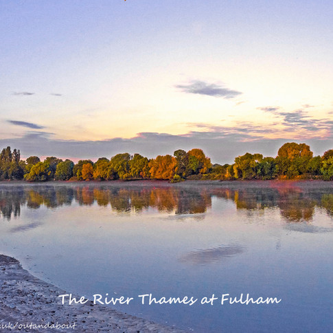 The Thames at Fulham