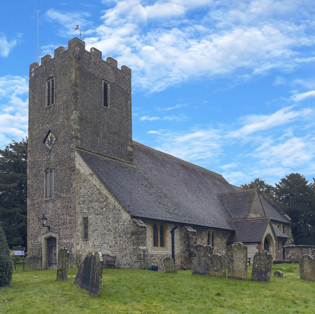 St. Mary's Church, Buriton