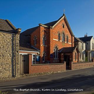 Baptist Church, Kirton in Lindsey