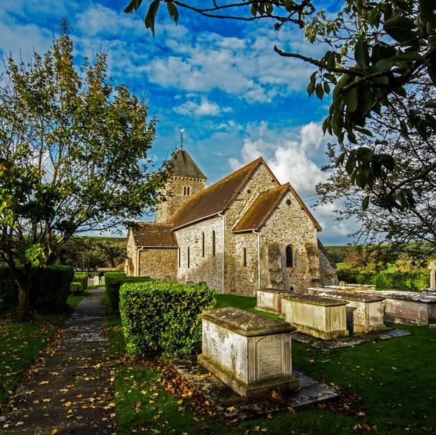 St Andrew, Bishopstone