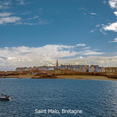 Saint Malo, Bretagne