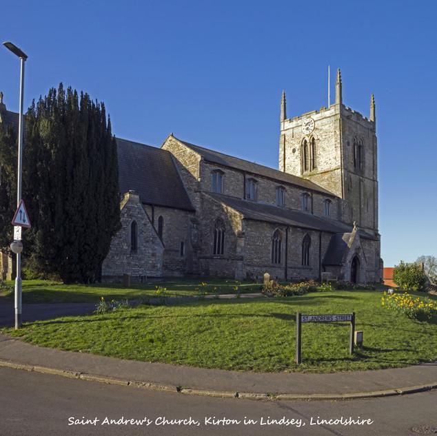 Saint Andrew's Church, Kirton in Lind