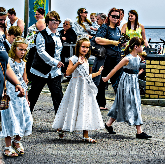 Carnival Princesses