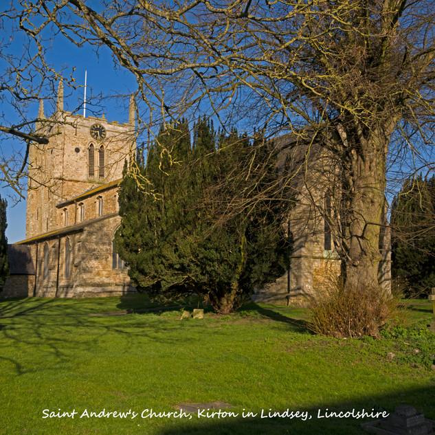 Saint Andrew's, Kirton in Lindsey
