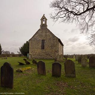 All Saints Church, Wiston