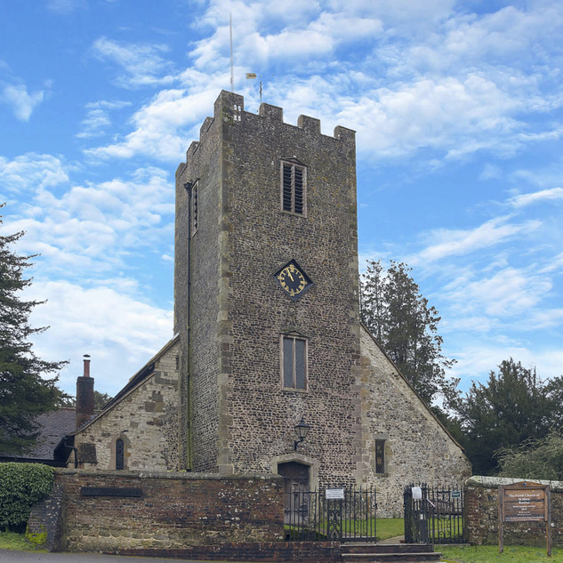 Saint Mary's Church, Buriton