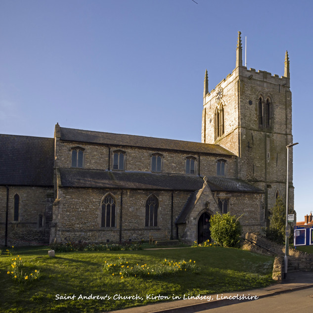 St Andrew's, Kirton in Lindsey