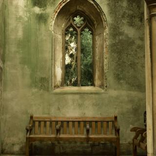 St Dunstan's porch