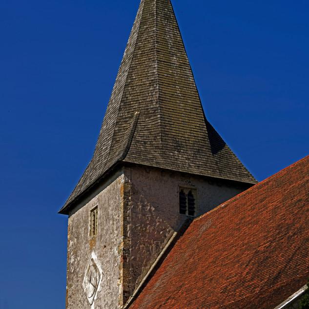 Steeple, Holy Trinity, Bosham