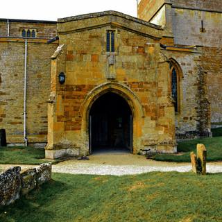 St. Gragory's main door