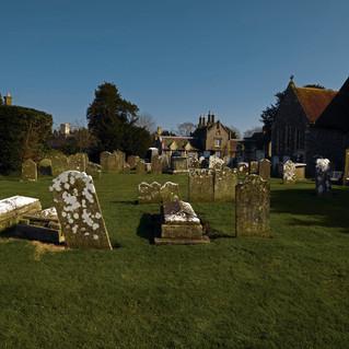 Saint Andrew's Churchyard, Oving