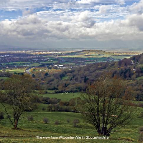 Witcombe Vale view