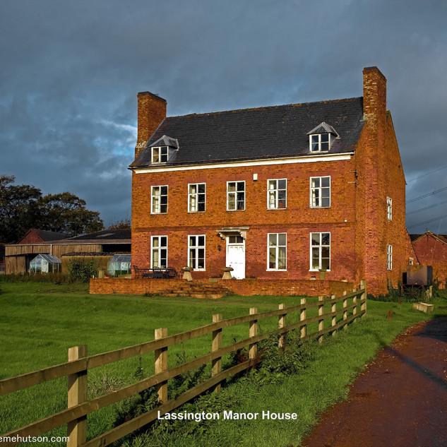 Lassington Manor House