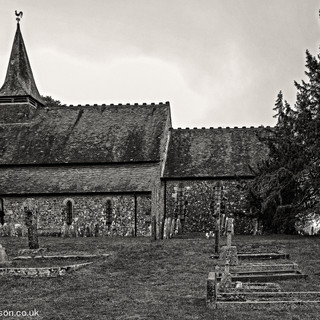 Church of the Holy Cross, Bignor