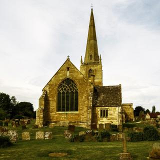 St. Gregory's, Tredington