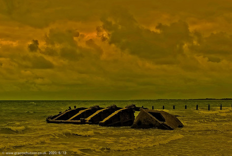 c Mulberry Harbour Section (sepia).jpg