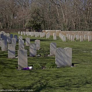 Military Graves, Thorney Island